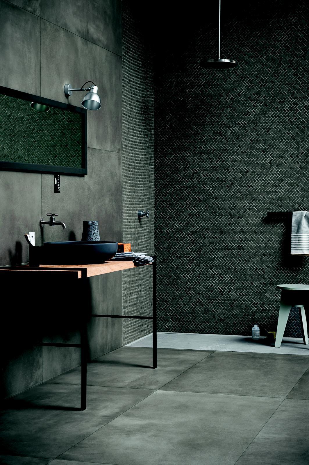 Skandinavische Badezimmer