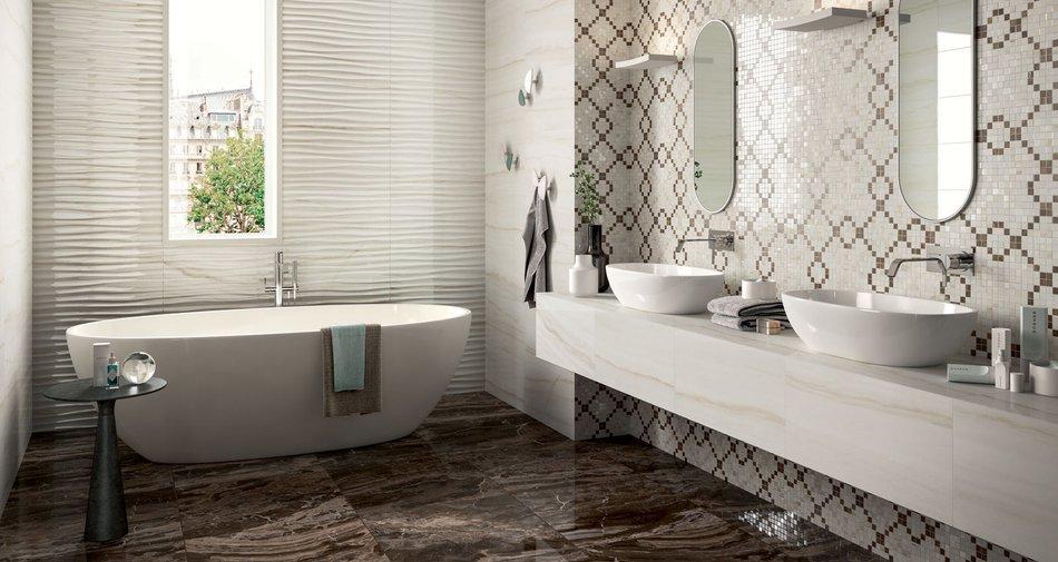 Mix Aus Tradition Und Moderne Für Ein Klassisches Und Elegantes Bad