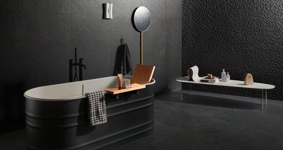 Ein Neuer Skandinavischer Stil Verwandelt Das Bad In Einen Erlesenen  Rückzugsort.