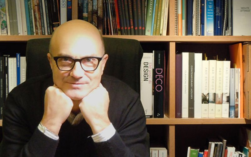 Interview to architect Ariberto Colombo