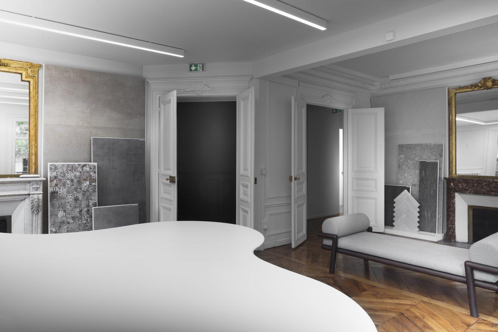 Marazzi Showroom im Pariser Viertel Saint Germain des Prés