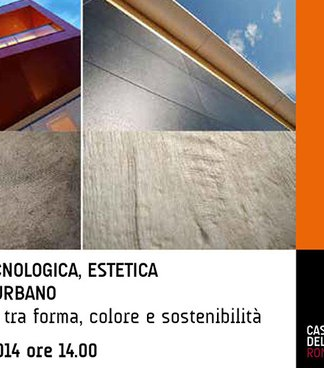 Technological and Stylistic Innovation and Urban Renewal - Ceramics: Form, Colour and Sustainability