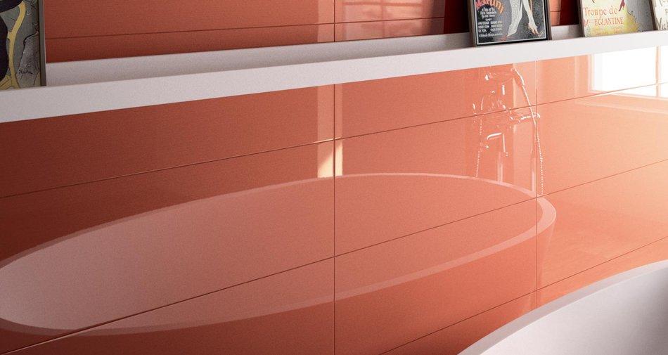 fliesen in glanzoptik f r das bad was schl gt marazzi vor. Black Bedroom Furniture Sets. Home Design Ideas