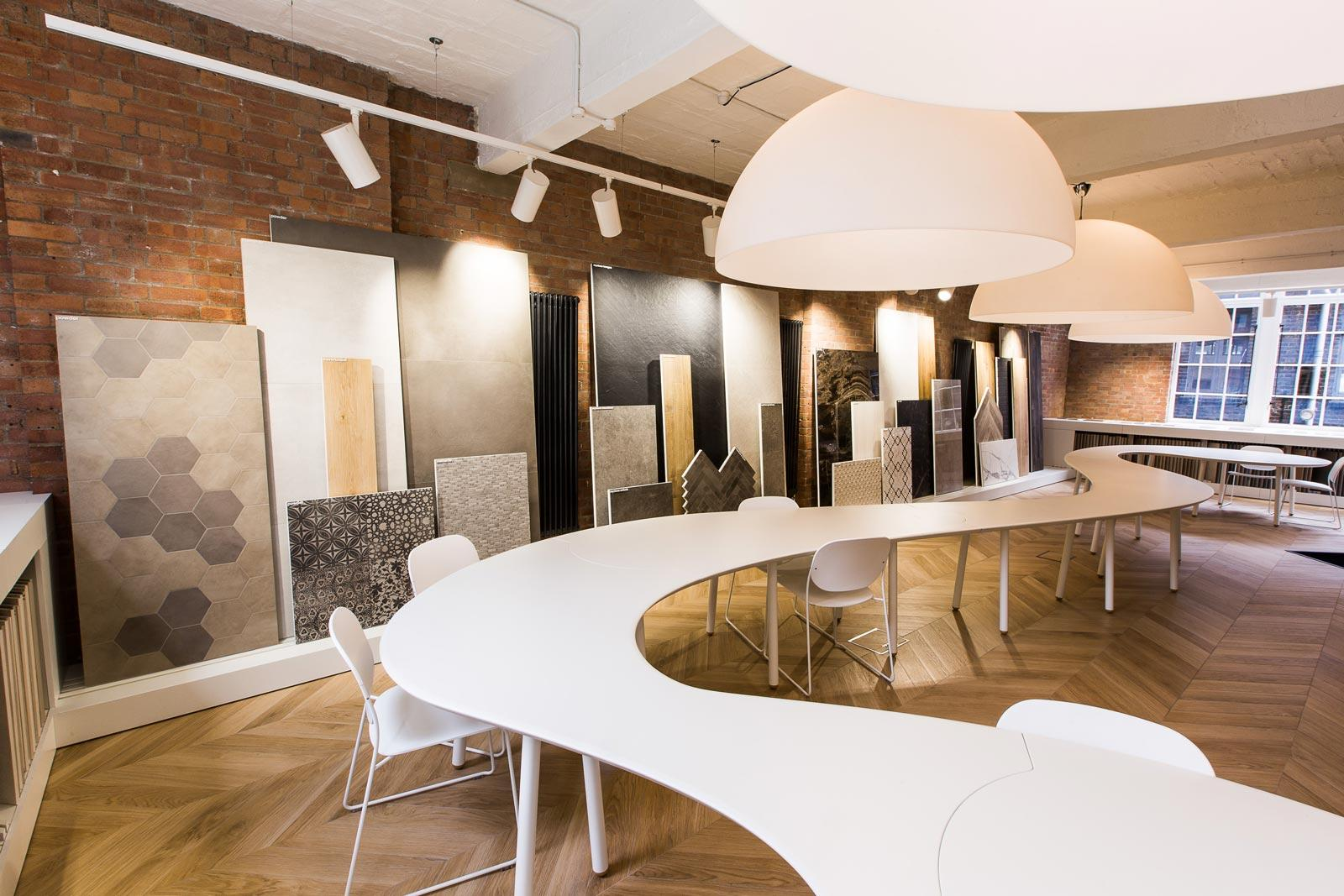 Marazzi Showroom London – Neueröffnung