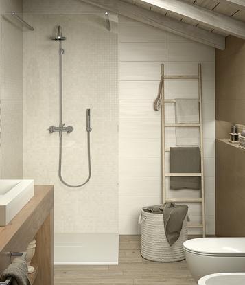 Fliesen beige badezimmer marazzi - Badezimmer beige fliesen ...