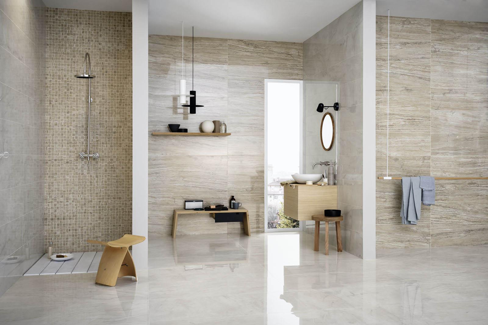 allmarble - feinsteinzeug in marmoroptik | marazzi, Hause ideen