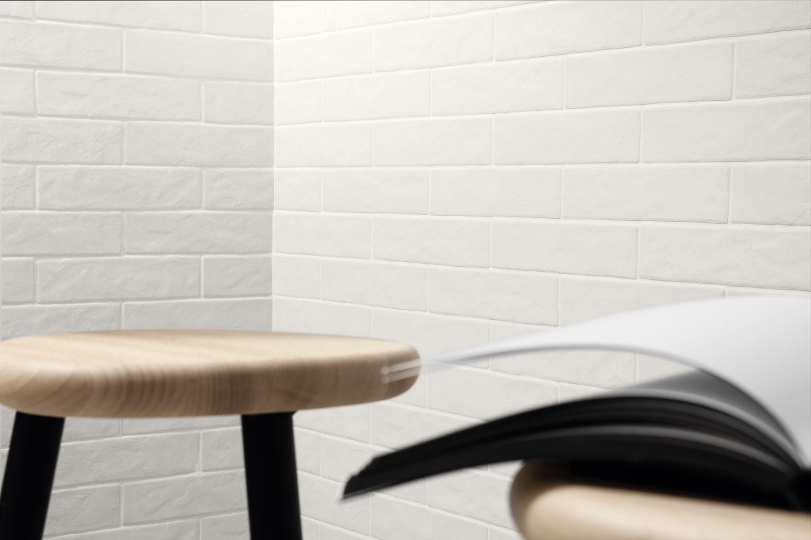 Fliesen weiß  Fliesen in der Farbe Weiß: Unsere Kollektionen | Marazzi