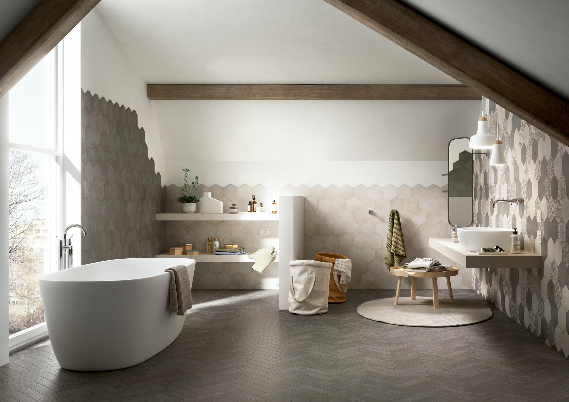 clays feinsteinzeug in cotto optik marazzi. Black Bedroom Furniture Sets. Home Design Ideas