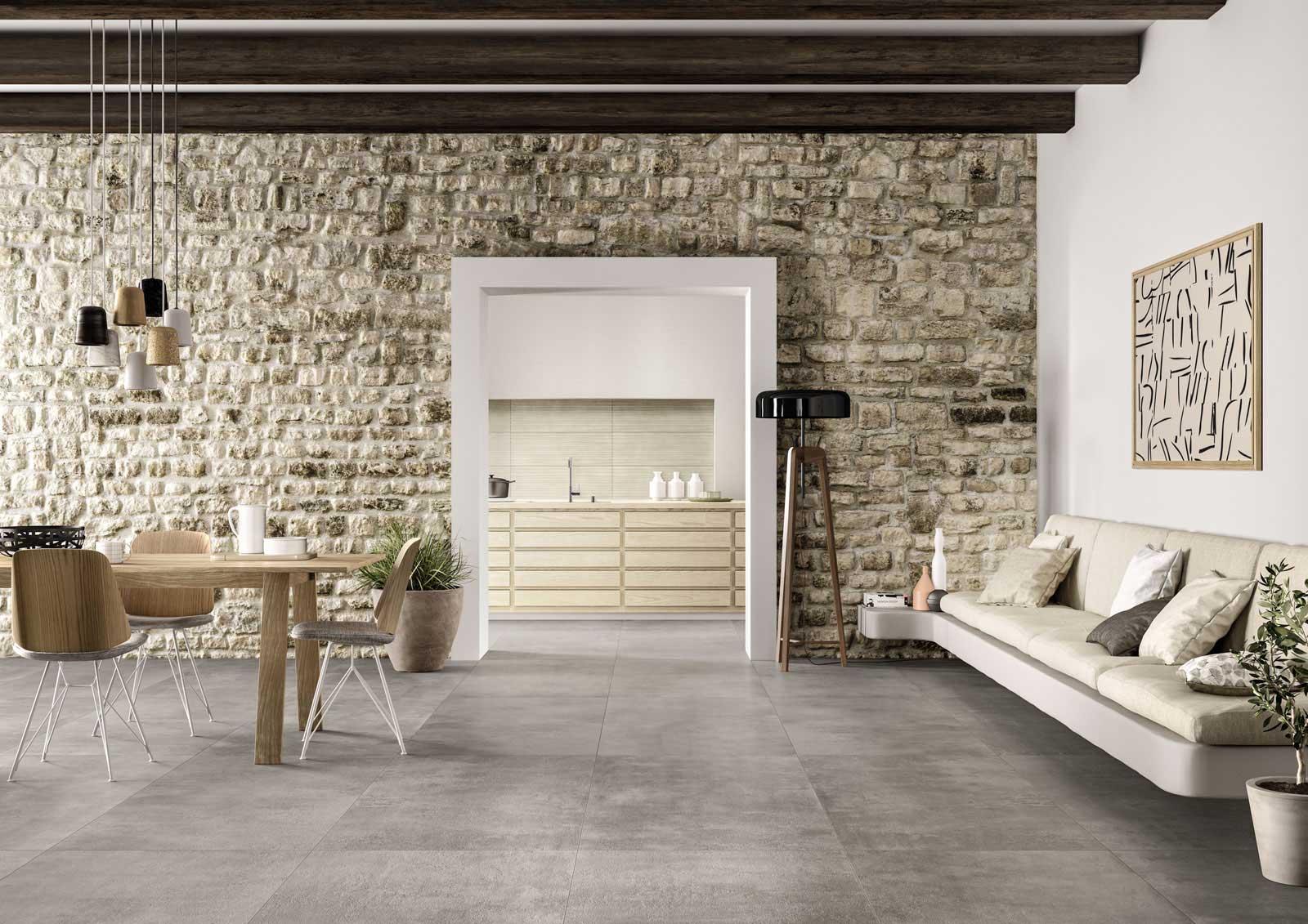 wandfliesen steinoptik wohnzimmer ~ preshcool = verschiedene