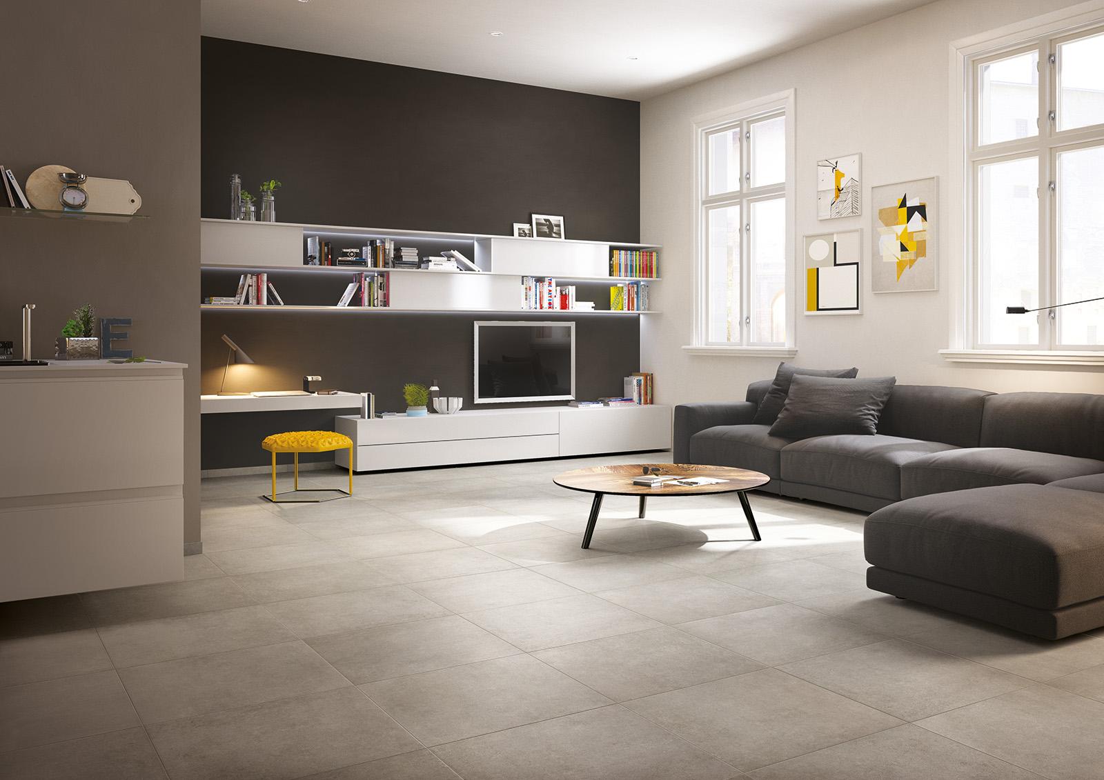 Midtown   Feinsteinzeug Für Fußböden | Marazzi, Wohnzimmer Dekoo