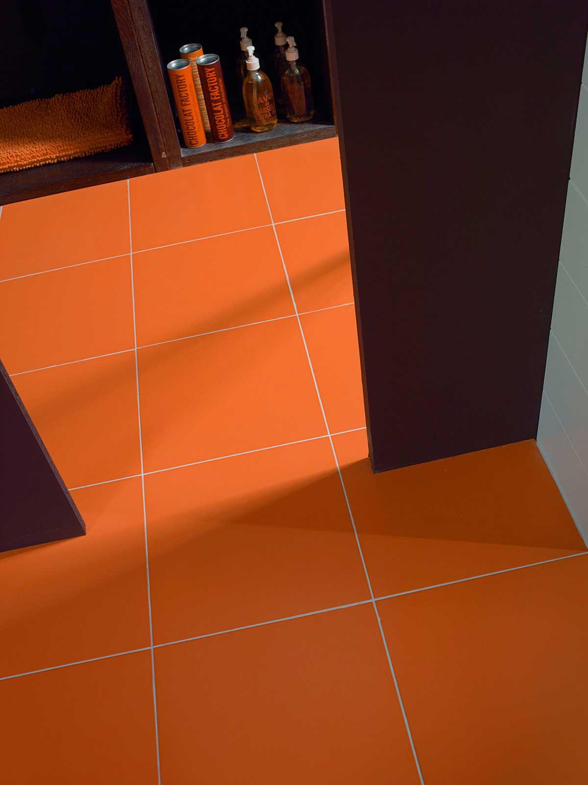 Fliesen in der farbe orange unsere kollektionen marazzi for Carrelage orange