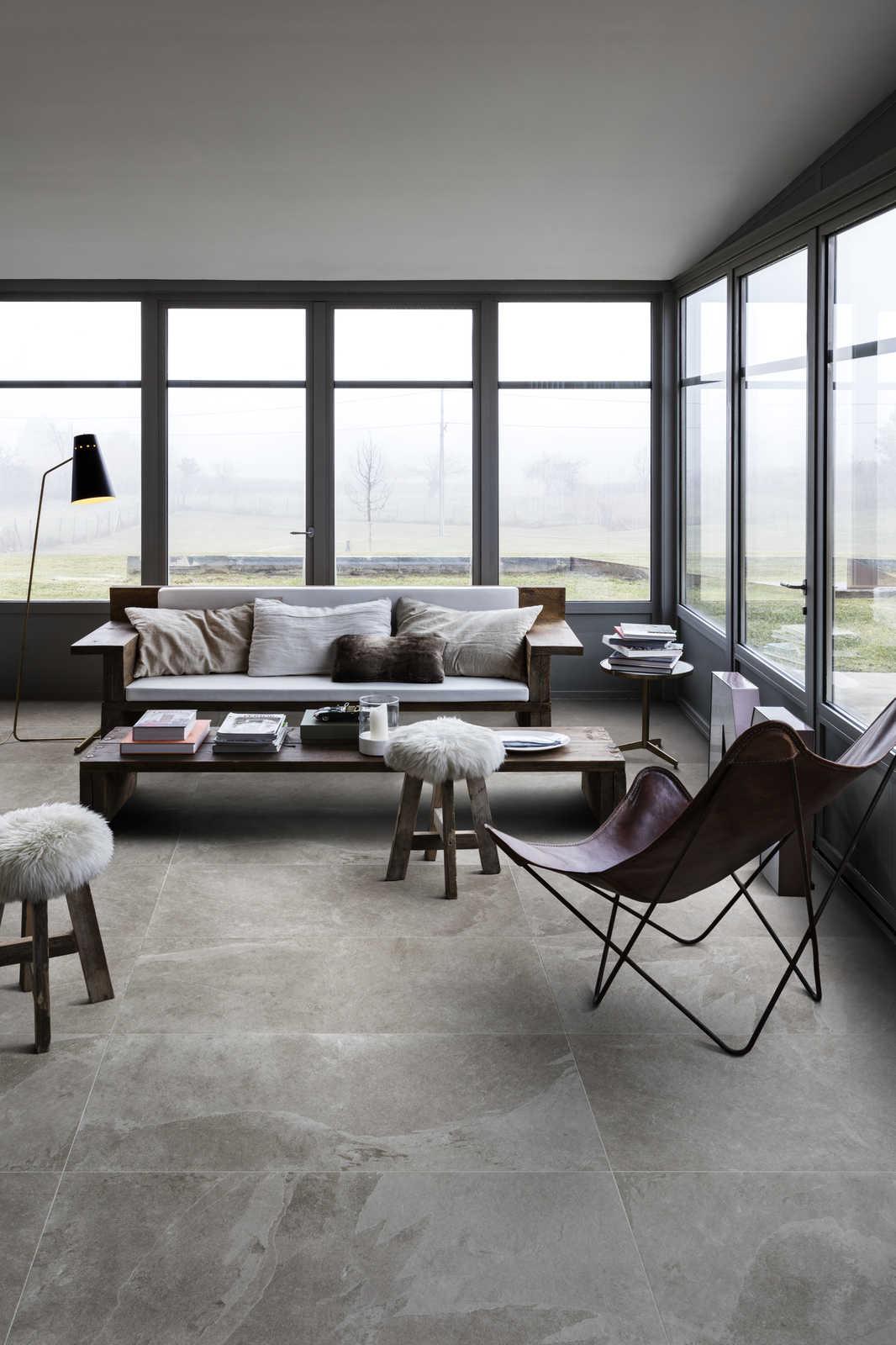 fliesen wohnzimmer. Black Bedroom Furniture Sets. Home Design Ideas