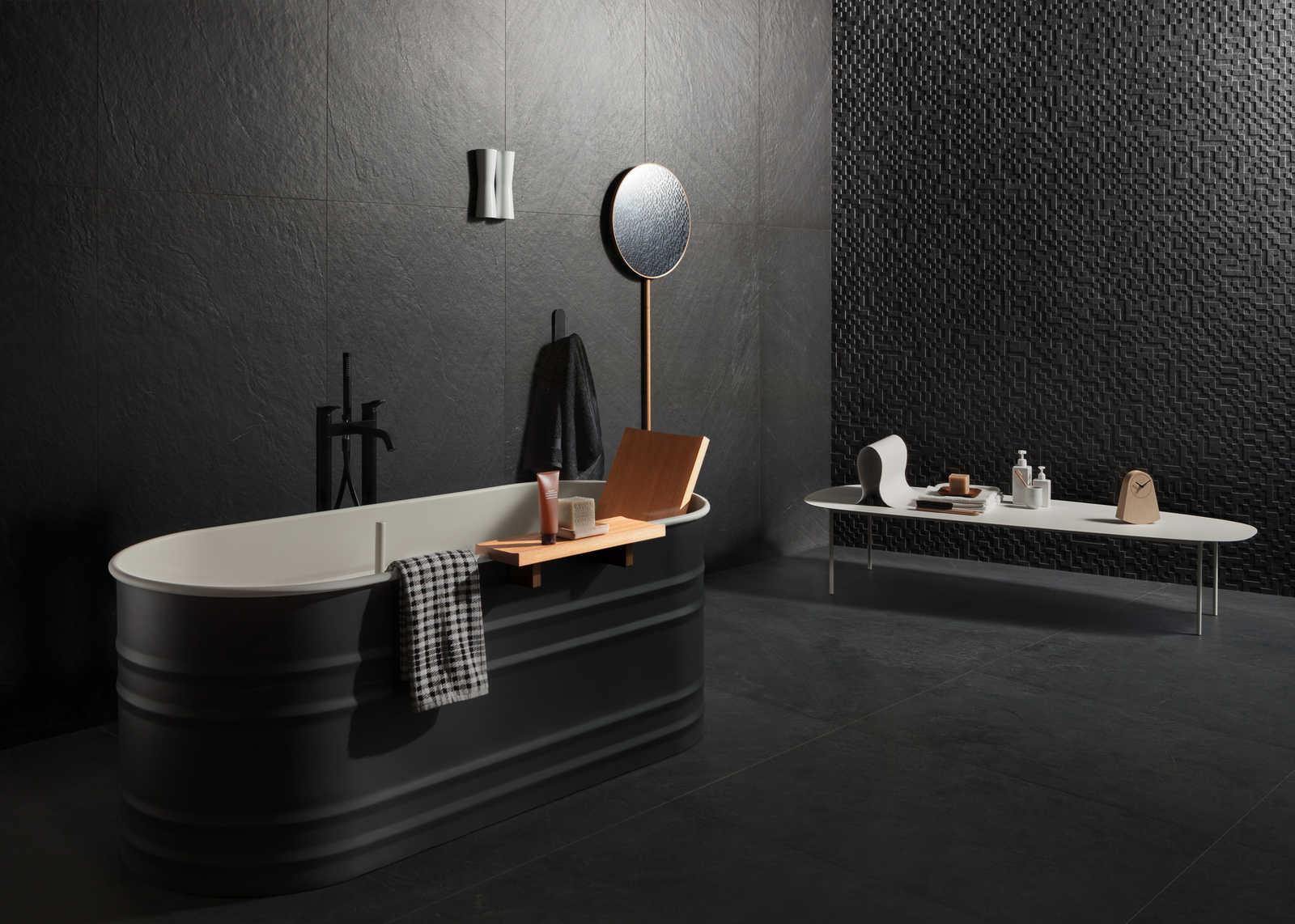 Fliesen Für Das Bad | Marazzi Badezimmer Fliesen