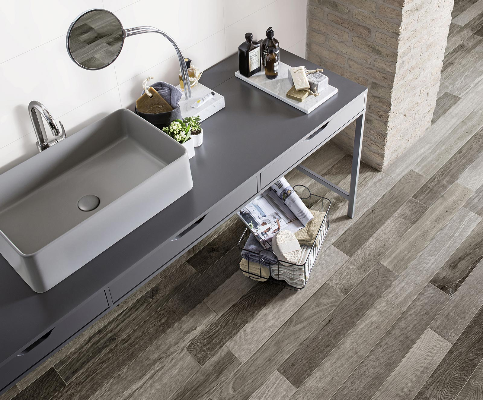 Badezimmer Gestaltungsideen mit nett design für ihr haus ideen