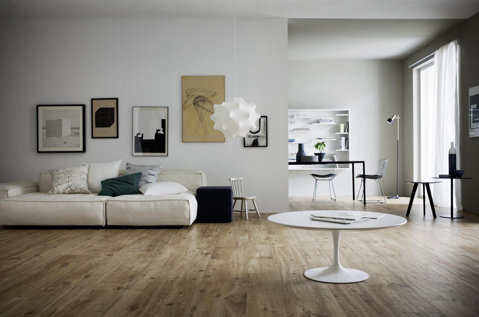 Fliesen fu00fcr das Wohnzimmer : Marazzi