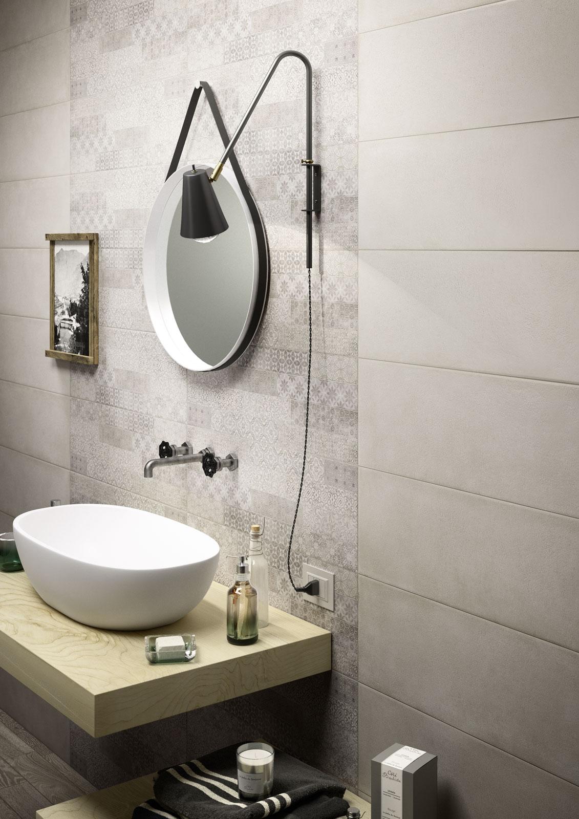 wandfliesen k che bad dusche marazzi. Black Bedroom Furniture Sets. Home Design Ideas