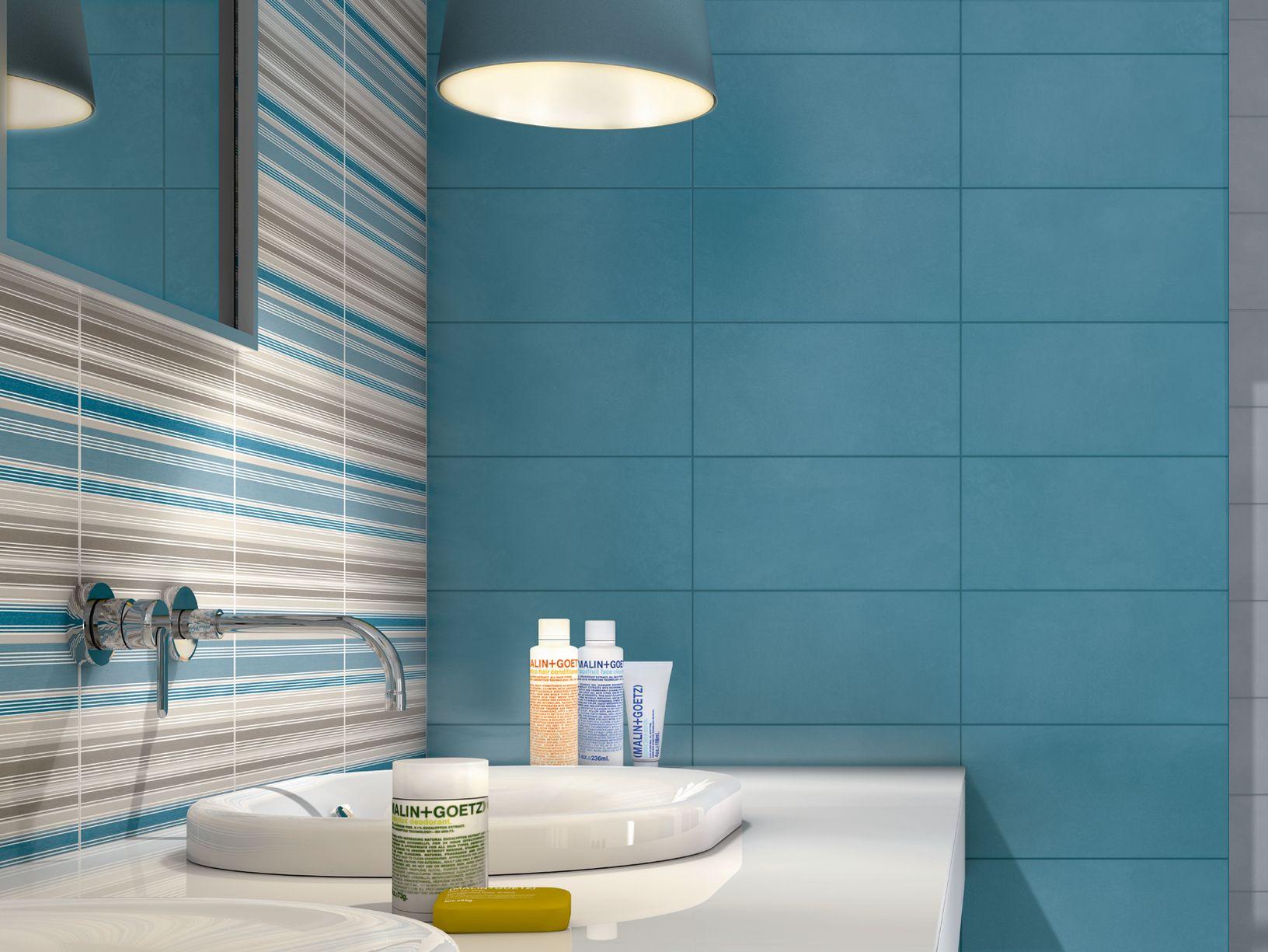 Fliesen in der Farbe Hellblau: Unsere Kollektionen - Marazzi 3973