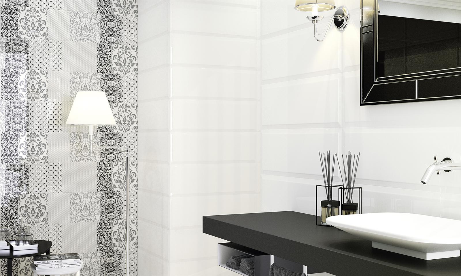 fliesen in der farbe wei unsere kollektionen marazzi. Black Bedroom Furniture Sets. Home Design Ideas