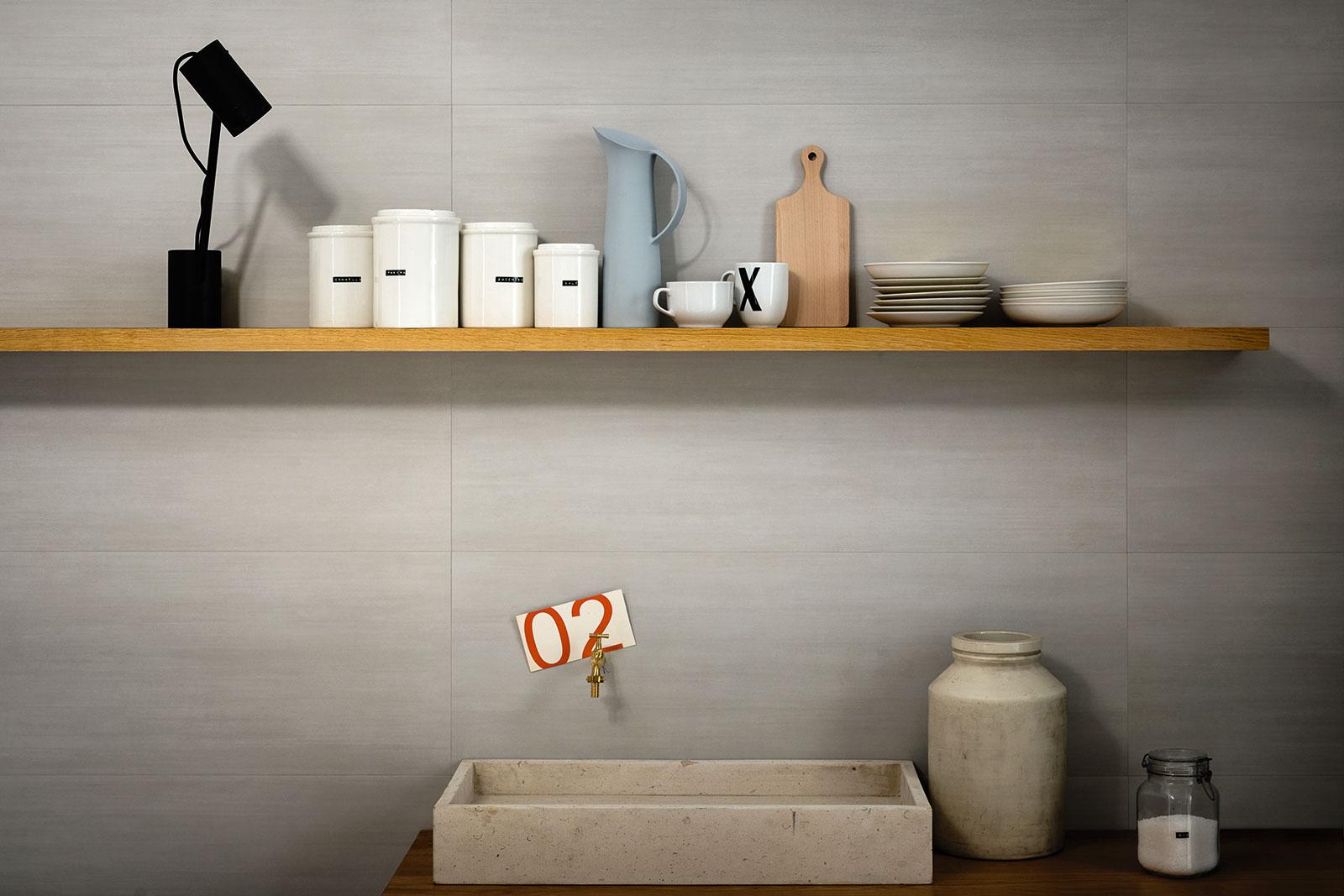... Küche: Gestaltungsideen mit Keramik und Feinsteinzeug - Marazzi 6812