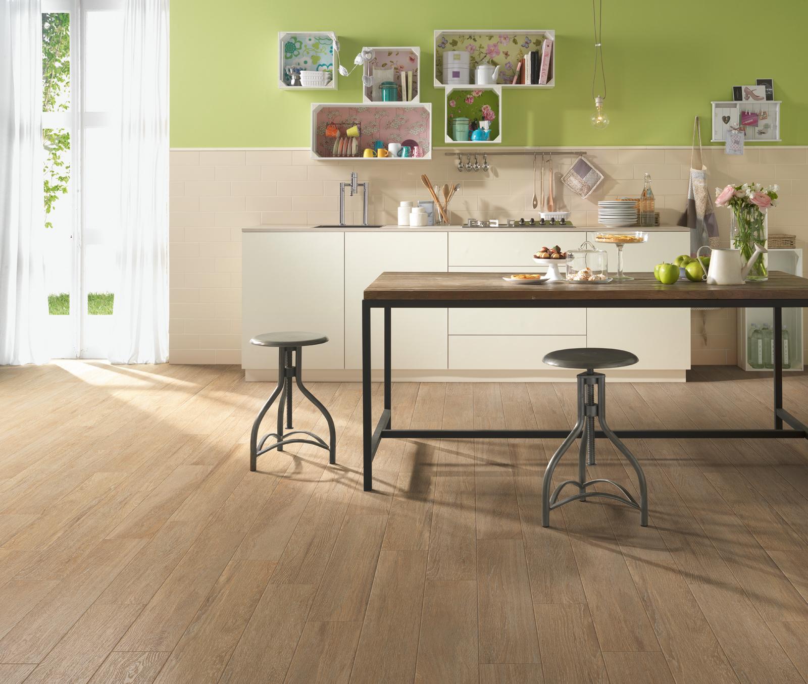 Marazzi Tile Kitchen Design