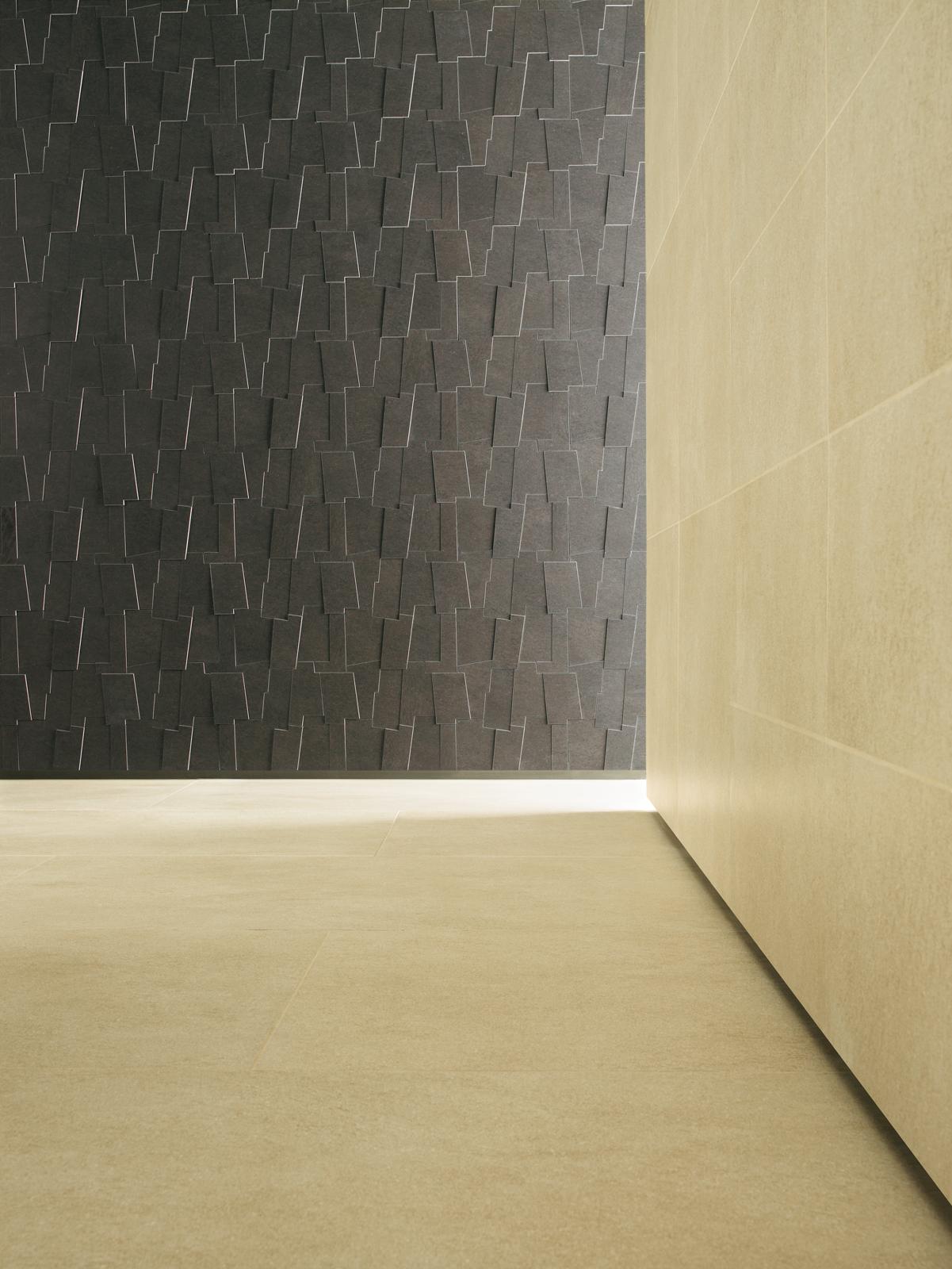 Wandgestaltung wohnzimmer streifen braun – dumss.com