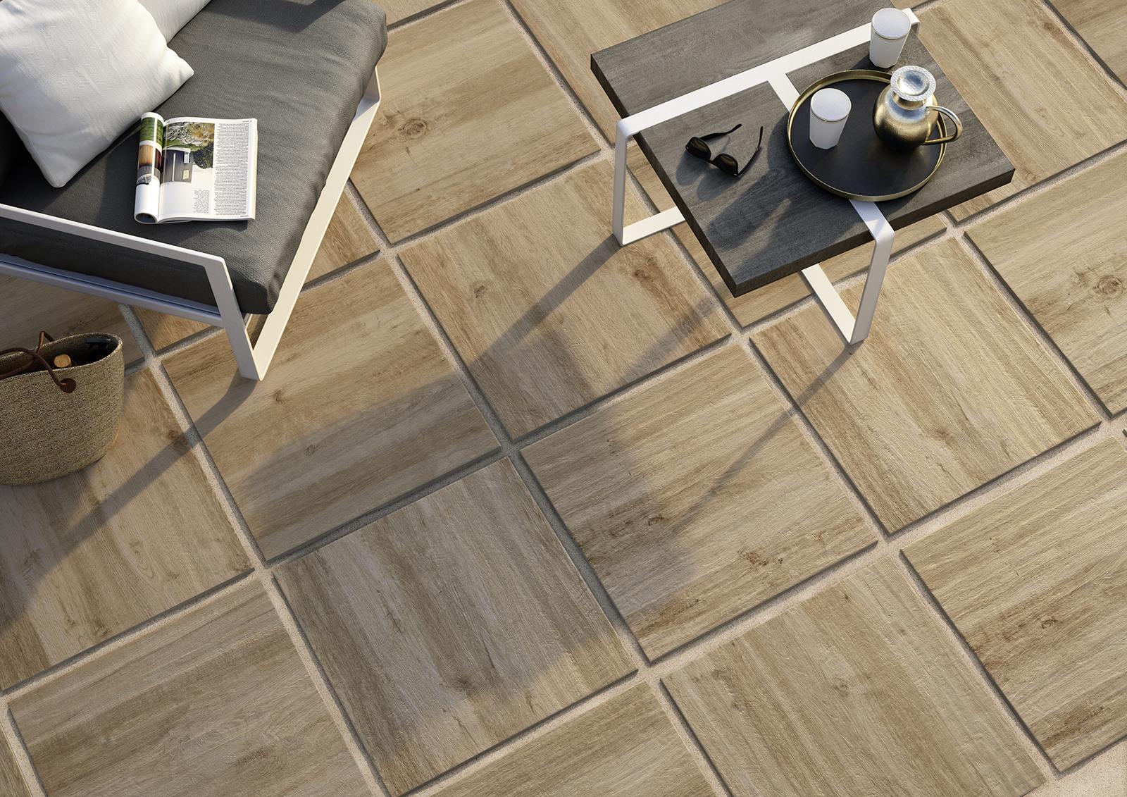 treverkhome20 steinzeug f r au enbereiche marazzi. Black Bedroom Furniture Sets. Home Design Ideas