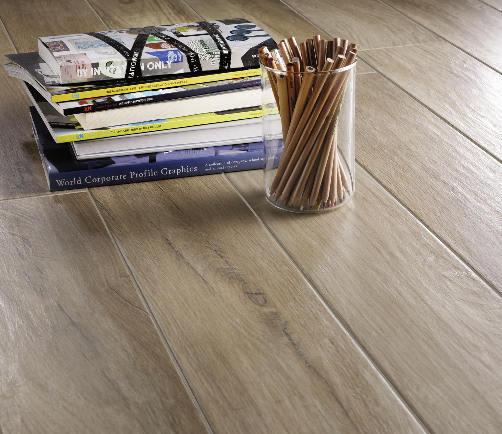 Küchenboden In Betonoptik: Fliesen In Holzoptik