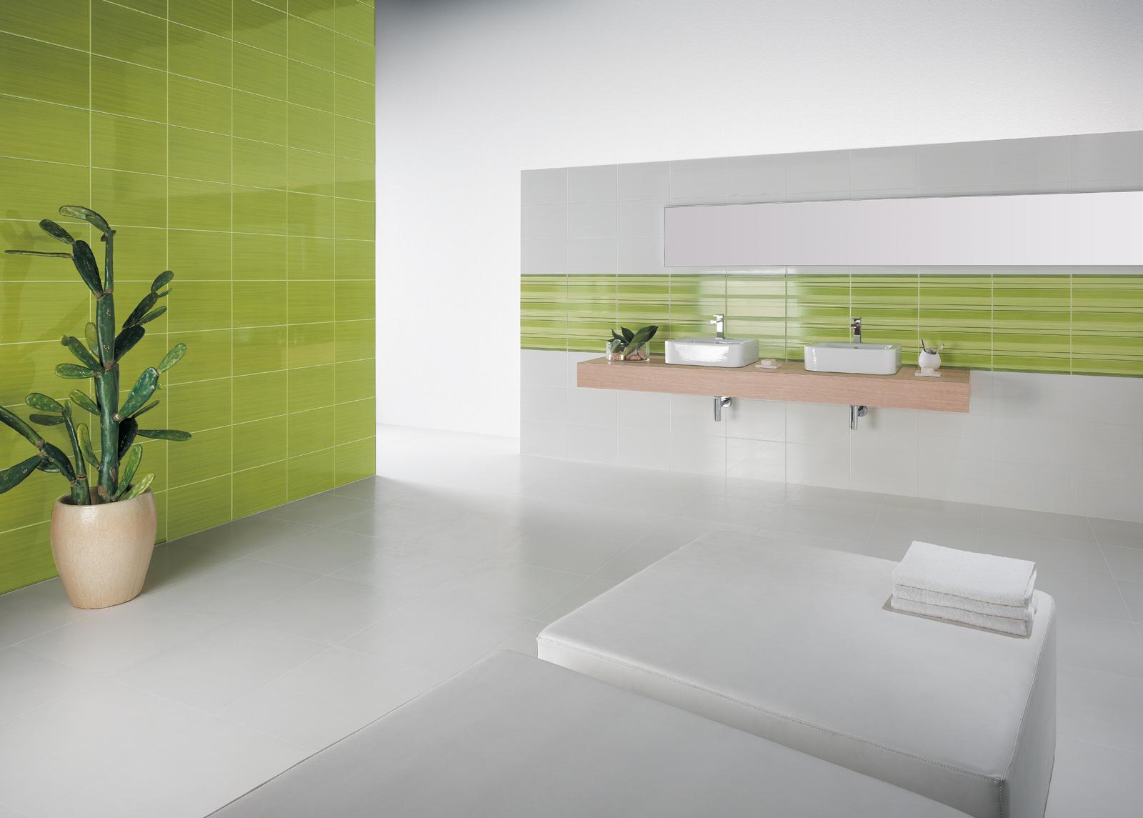 piastrelle bagno verde ~ Comarg.com = Lussuoso Design del Bagno con ...