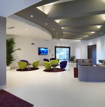 DB Hotel Verona - Architekt Ariberto Colombo