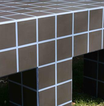 Millepiedi - Gärten der Triennale in Mailand