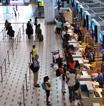 Inenboden Internationaler Flughafen Kapstadt