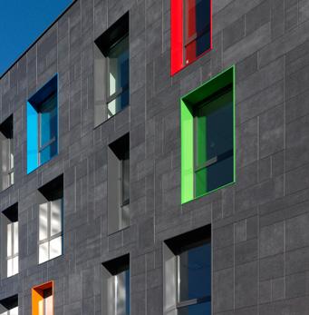 Multifunktionsgebäude Santagostino in Mailand
