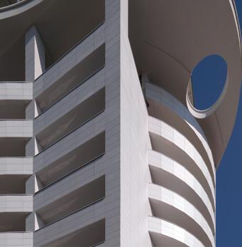 Hinterlüftete Fassaden SistemA, Gallarate VA